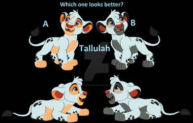 OC Tallulah
