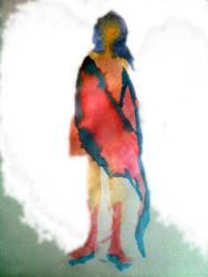 Wonder Woman by jdteehan
