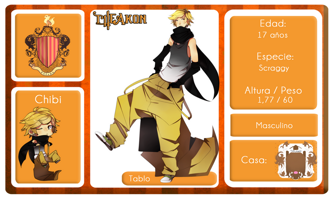Theakon - Tablo by PanDaePan