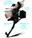 SHSL Delivery Boy - Tenma Sanosuke