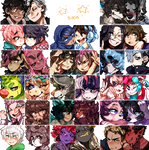 Exp Icons