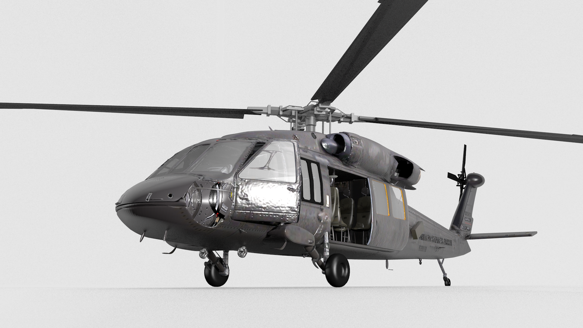 UH-60 by Gvs-13