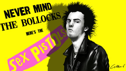 Sid Vicious by Gvs-13