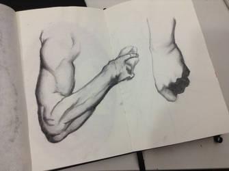 sketchbook #1 by Gvs-13