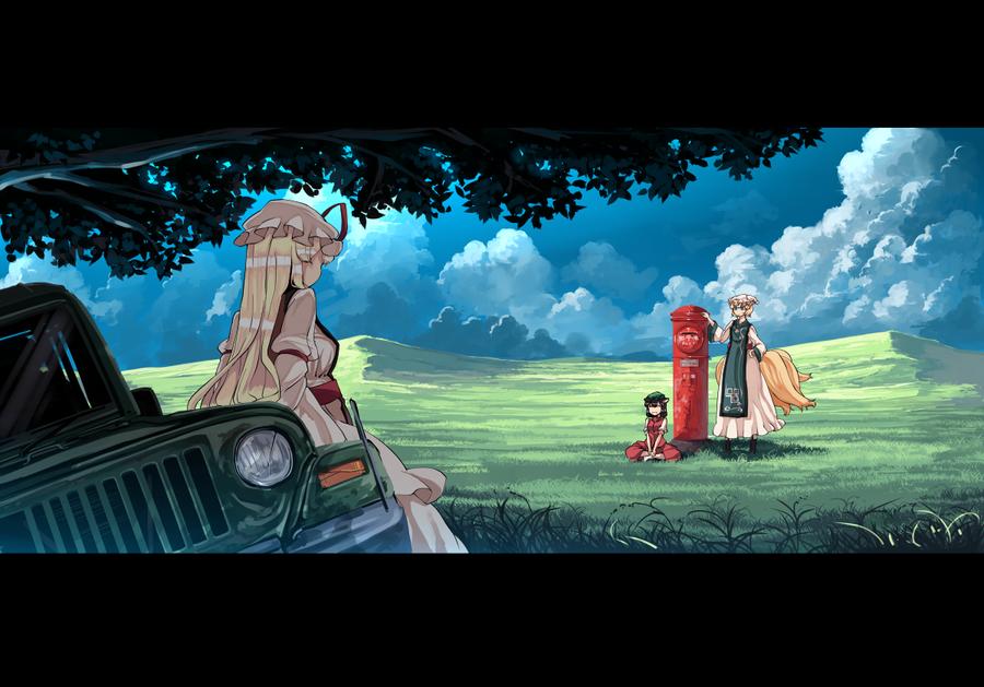 grass land by garnet-3a