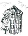 She's My TARDIS