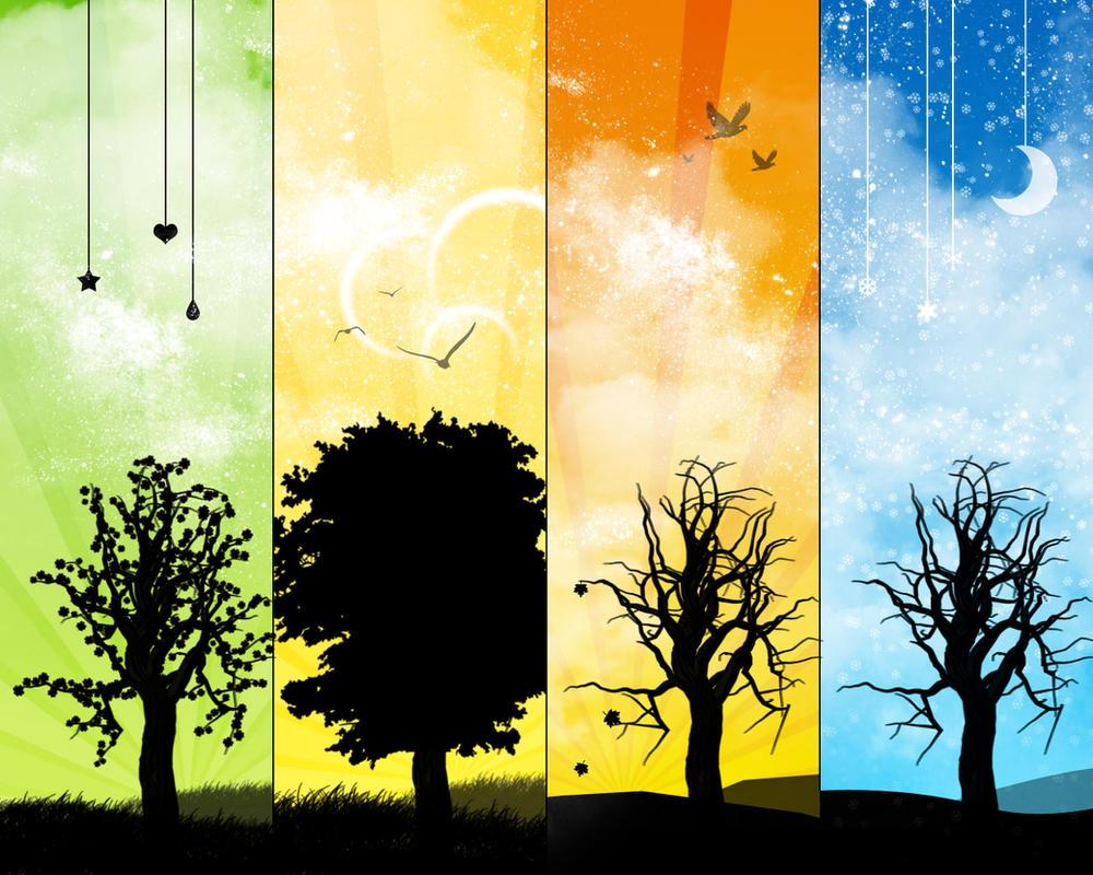 Changes of Seasons 3 by vaslui