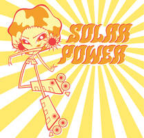Solar Power by fyre-flye