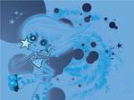 Milky Way desktop by fyre-flye