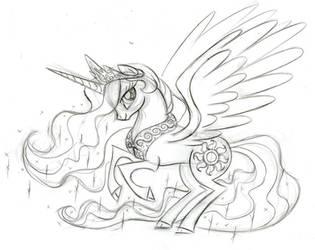 Queen by fyre-flye
