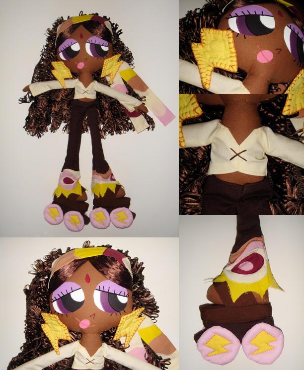 Jupiter Rag Doll by fyre-flye