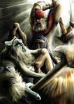dota centaur vs magnataur