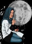 La plaza de la luna