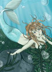 Mermaid by Sakatak