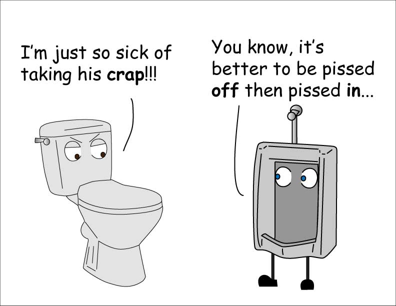 Bathroom Puns toilet humorinhaledone on deviantart