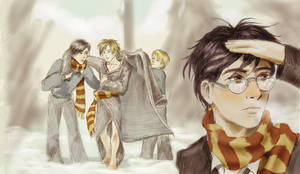 Marauders: After the full moon
