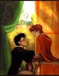 Quidditch pep talk