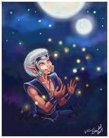 Stars by Linnpuzzle