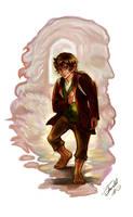 Bilbo by Linnpuzzle