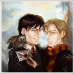 Owlmail: Sirius and Remus