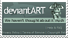 dAdmin stamp