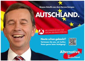 AfD Arschgold