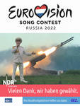 ESC 2022 by geiselkirchen
