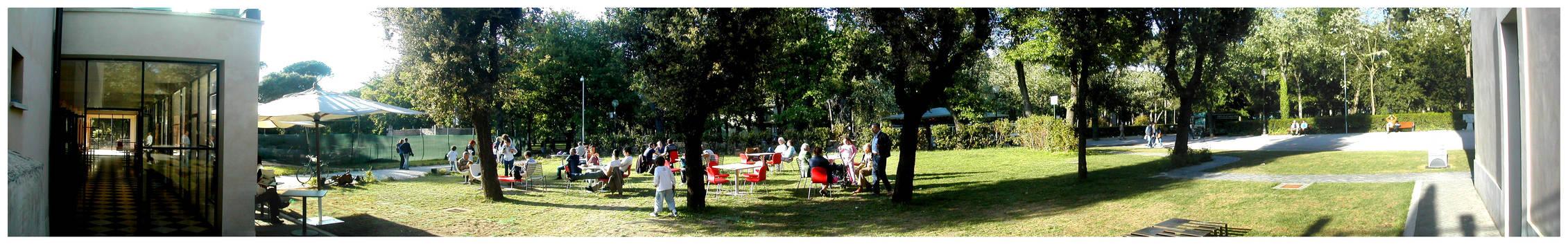 palombini at villa borghese