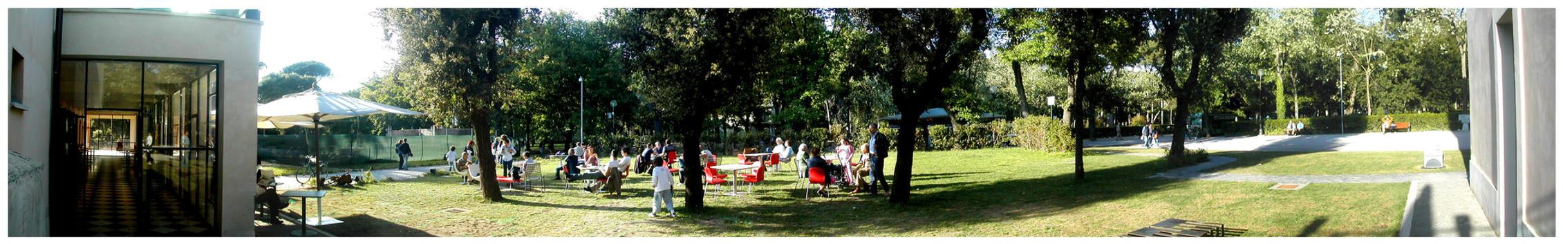 palombini at villa borghese by prikedelik