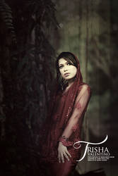 Trisha: Kebaya Shoot II
