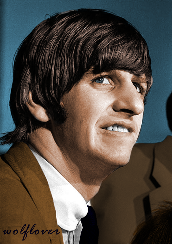 Ringo Starr Colored x3 by Wolflover549 ... - ringo_starr_colored_x3_by_wolflover549-d2zemlx