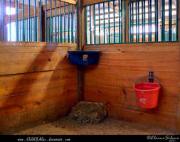 Stable Stock - 2 by ElaineSeleneStock