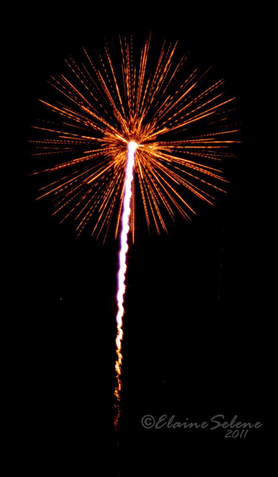 Fireworks - 1 by ElaineSeleneStock