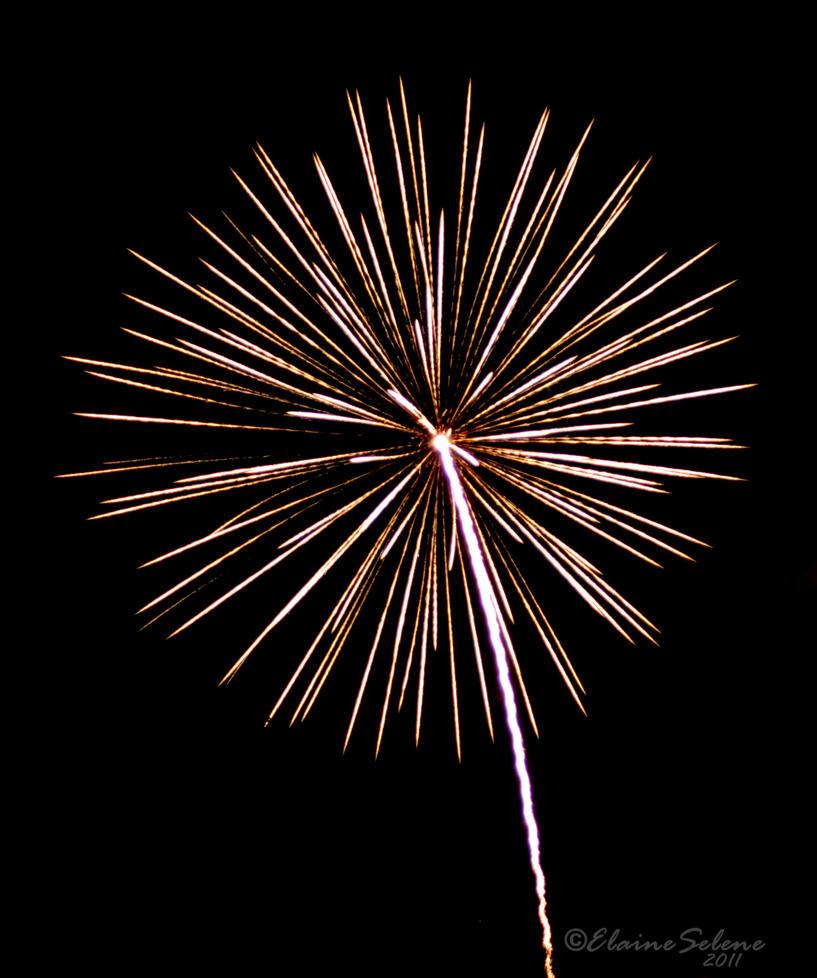 Fireworks - 24 by ElaineSeleneStock