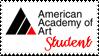 American Academy  Art Student by ElaineSeleneStock