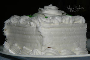 Cake and Frosting - 3