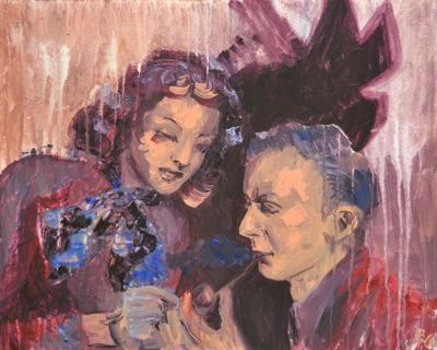 Lighting Him Up: Ava Gardner by BethanyAlsin