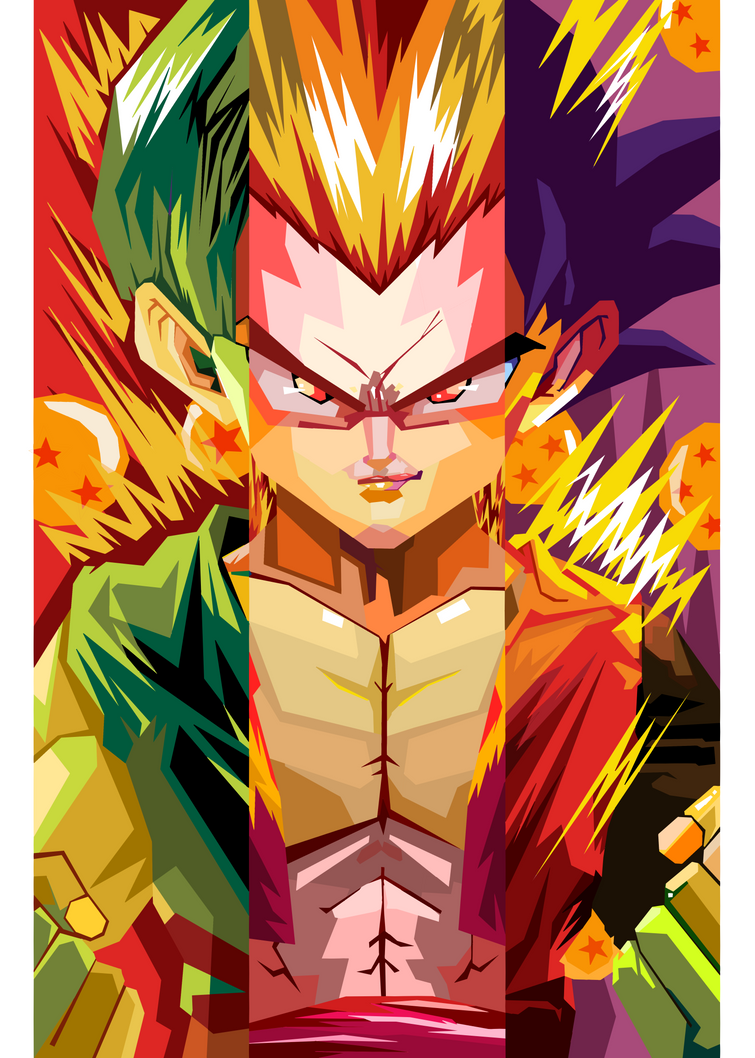 goten and trunks fusion! by ari4811 on DeviantArt