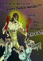 Happy Easter by Lukos-PNP