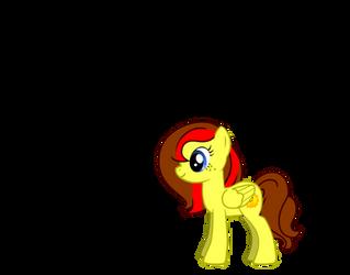 Autumn Sun (Pony Me o3o) by GaiaMaiden