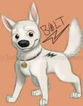 .:Fanart:Bolt:.