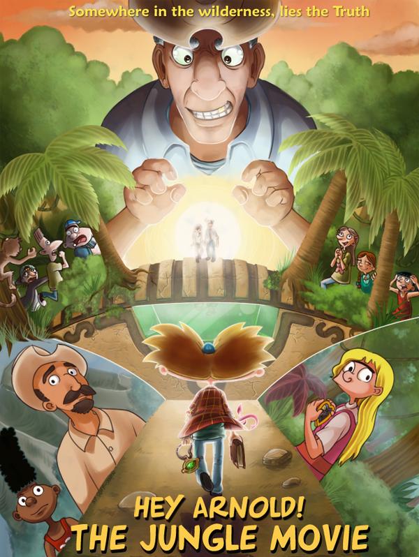 Hey Arnold The Jungle Movie