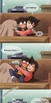 DC Comic p3: Engage! by Patsuko
