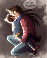 You're okay! by Patsuko