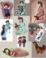 DC tumblr dump 5 by Patsuko