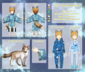 Chester Reference Sheet