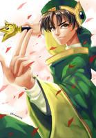 Syaoran-kun! by shounore