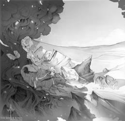 The Way of Kings - Sketching by krhart