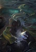 Ursula by krhart