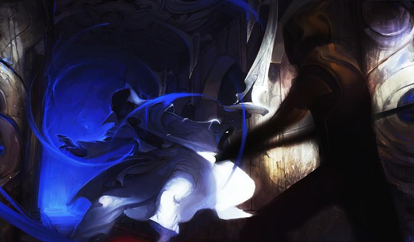 The Stormlight Archive - Szeth by krhart